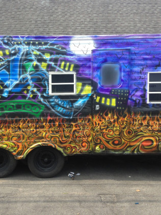 Mobile Tattoo Studio